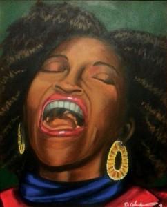 Gullah Praise 16″x20″ Canvas Copy – $200