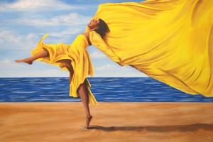 Sunshine 22″x28″ Canvas Copy – $275